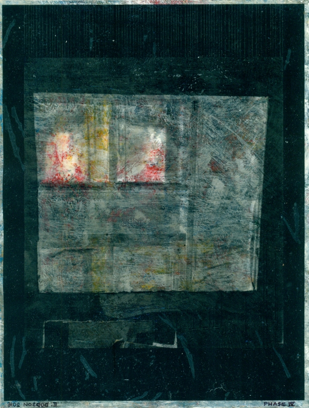 """Living Room Deinstallation, Phase IV"" (back)"